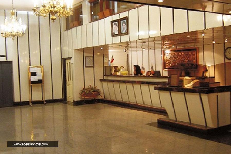 هتل پردیس مشهد پذیرش