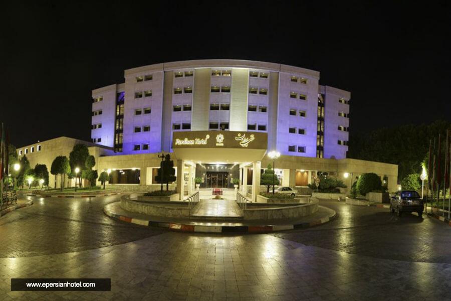 هتل پردیسان مشهد نما