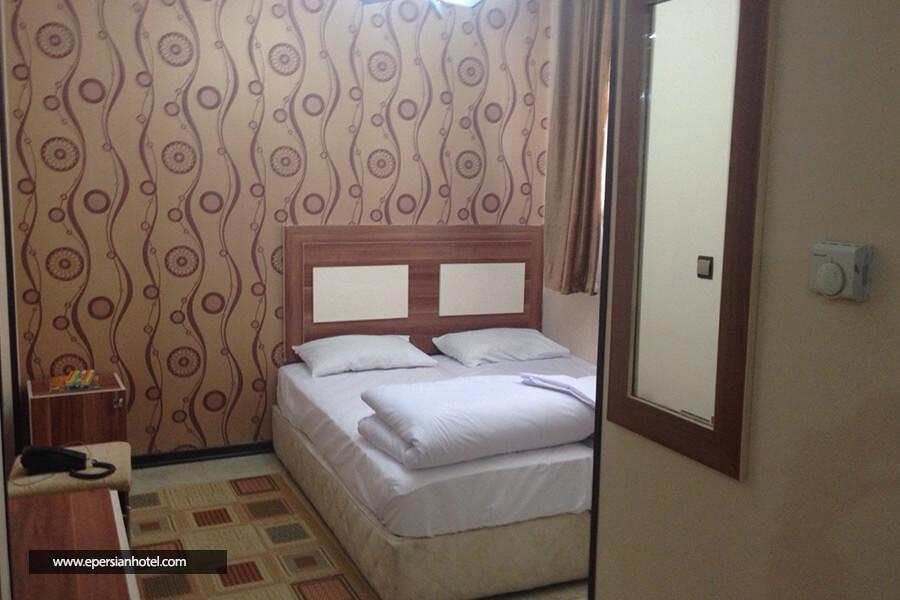هتل پارس آوا مشهد اتاق دو تخته دبل