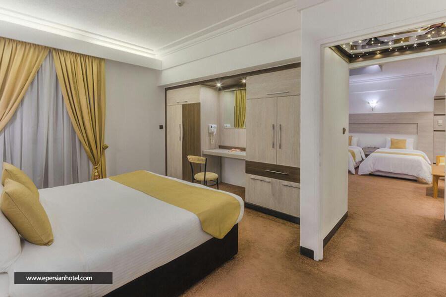 هتل پارس مشهد اتاق کانکت