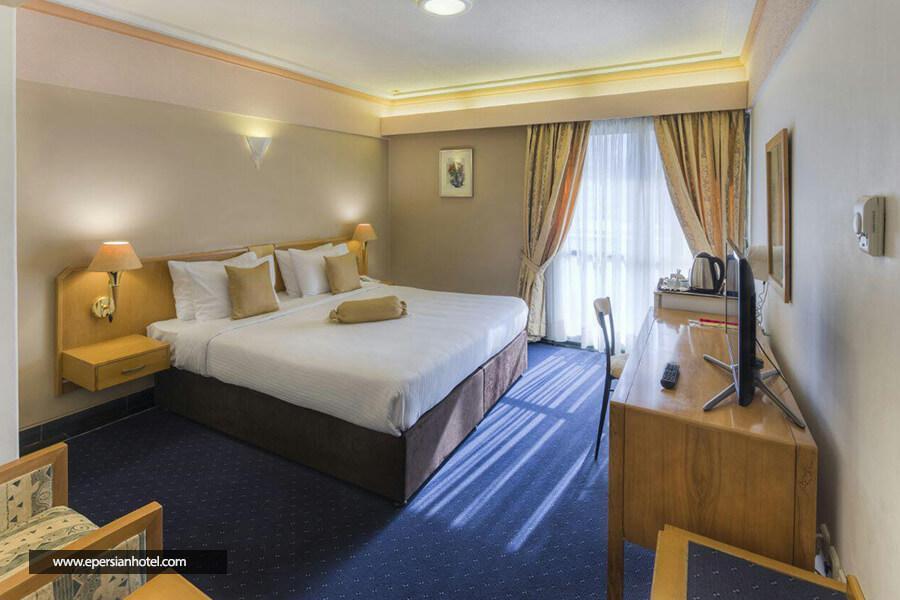 هتل پارس مشهد اتاق دو تخته دابل