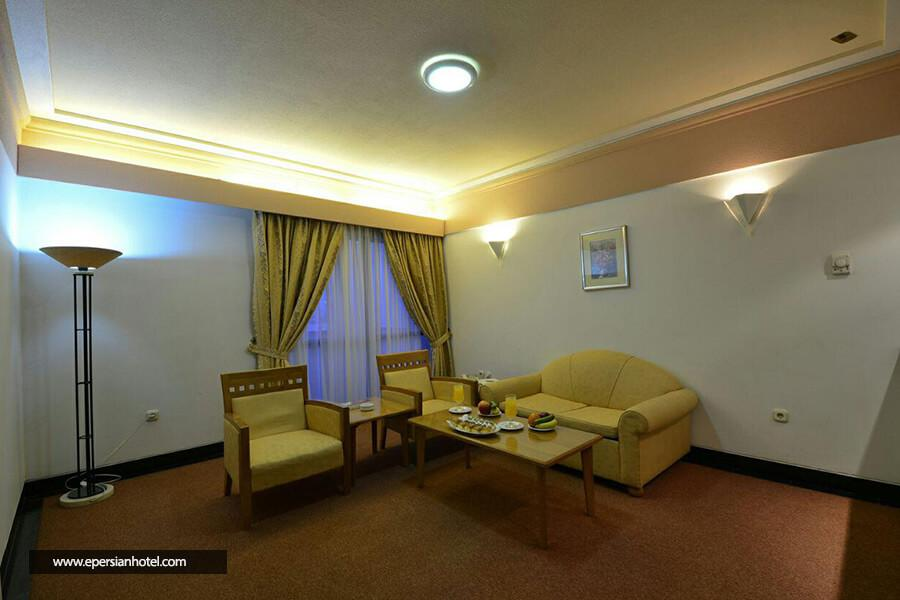 هتل پارس مشهد نمای داخلی اتاق
