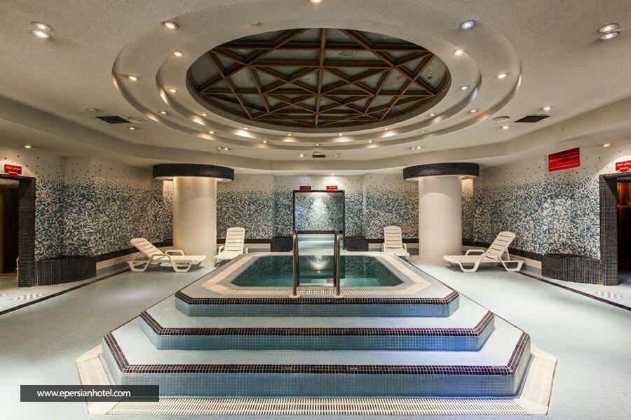 هتل پارس مشهد جکوزی