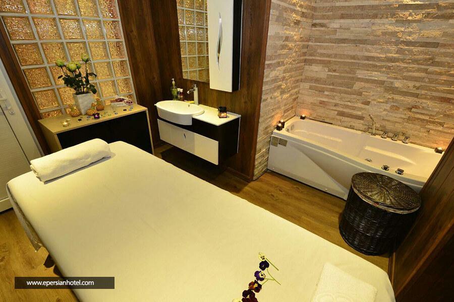 هتل پارس مشهد سالن ماساژ