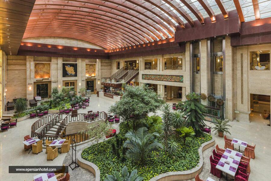 هتل پارس مشهد فضای داخلی