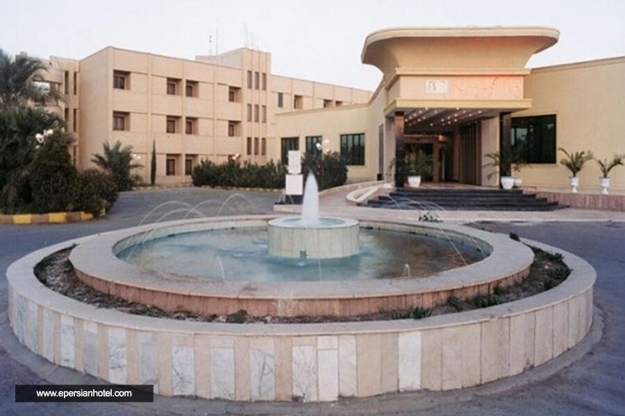 هتل پارسیان آزادی بم نما
