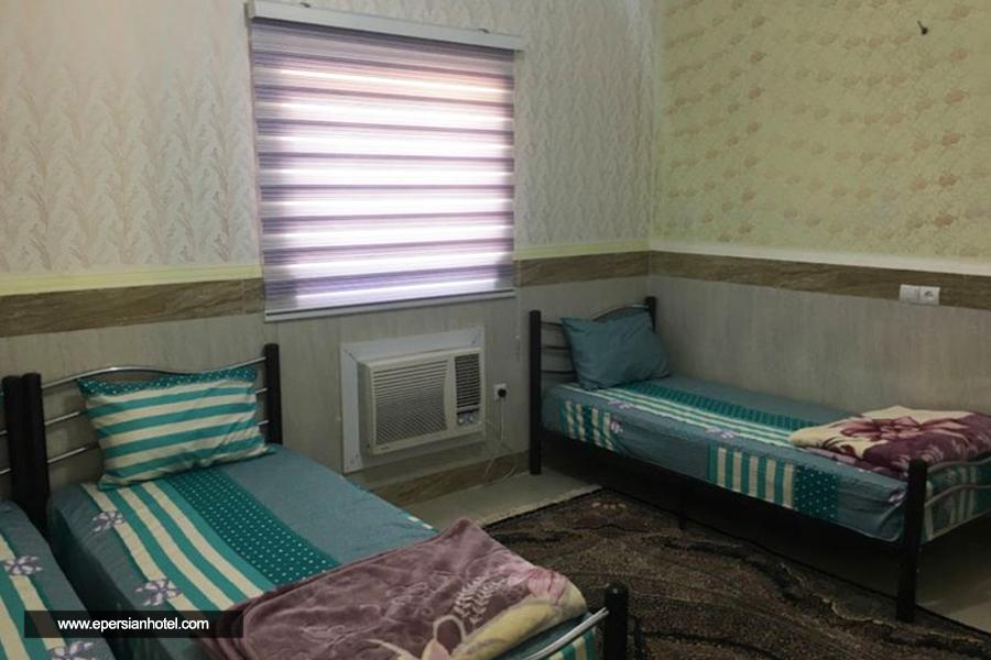 هتل پرواز بندرعباس اتاق سه تخته