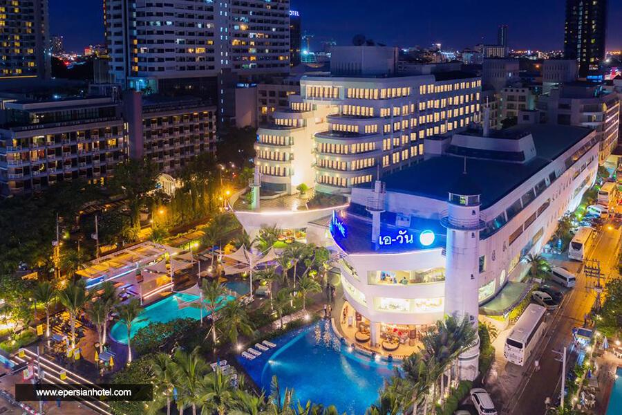 هتل ای وان رویال کروز پاتایا نما