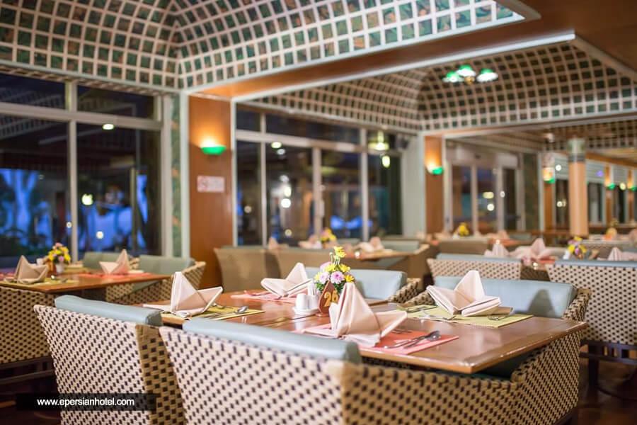 هتل آسیا پاتایا رستوران