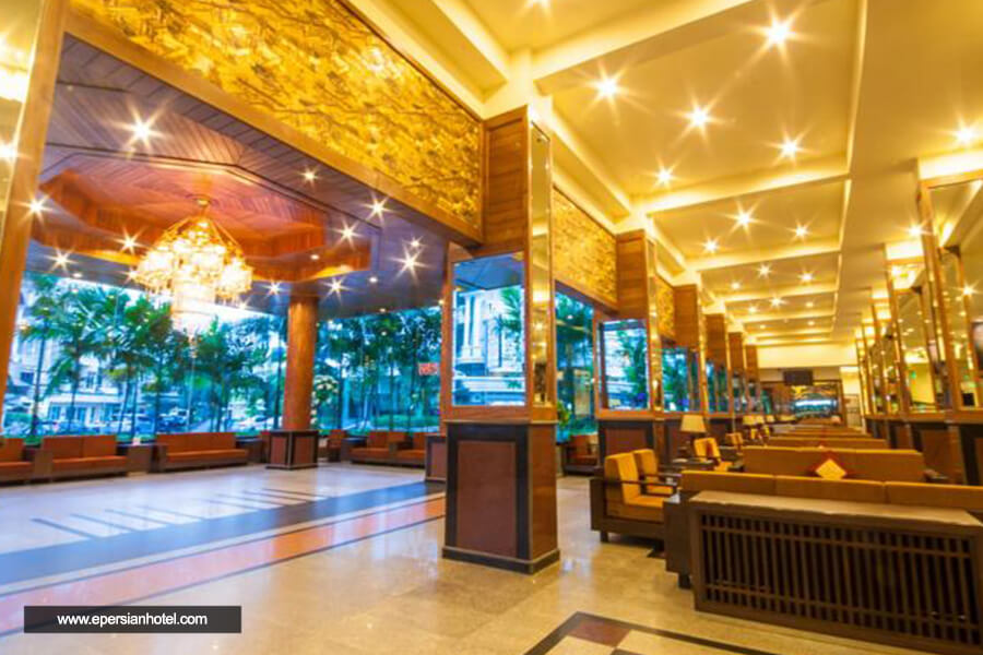 هتل بوتیک سیتی پاتایا لابی