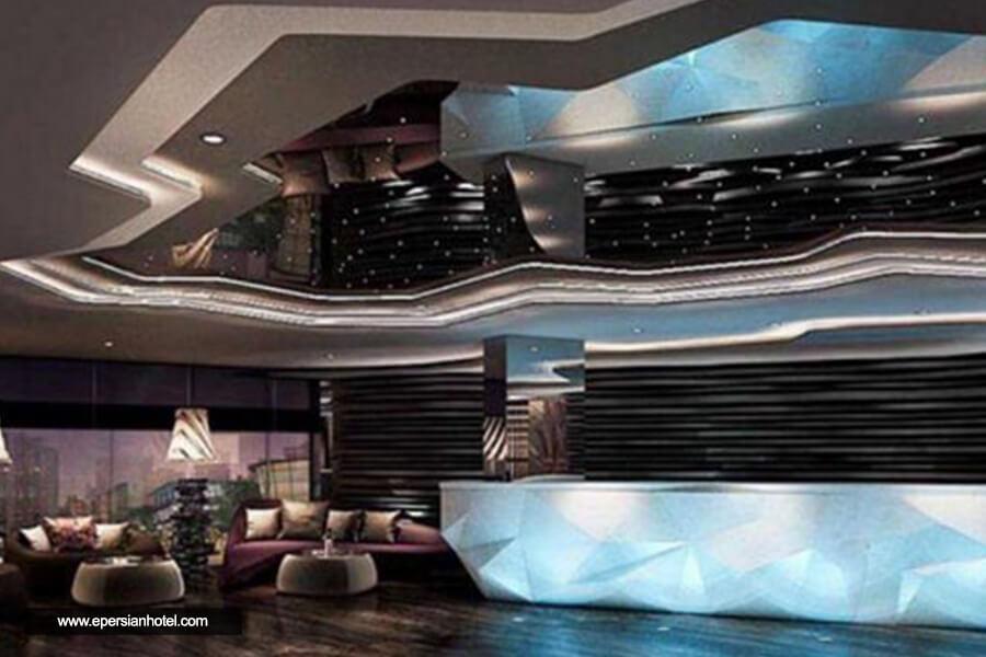 هتل سنترا آزور پاتایا لابی