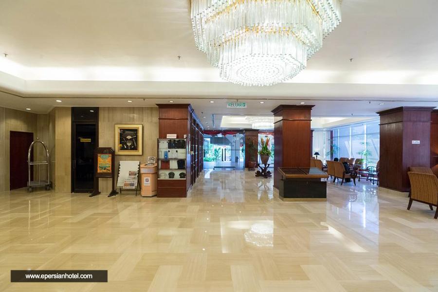 هتل کاپتورن ارکید پنانگ لابی