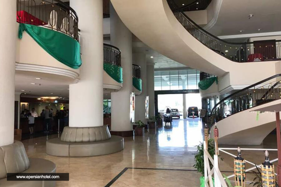 هتل رینبو پارادایس پنانگ لابی
