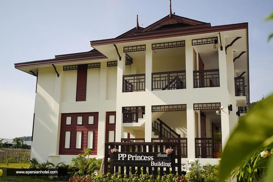 هتل پی پی پرنسس ریزورت فی فی نما