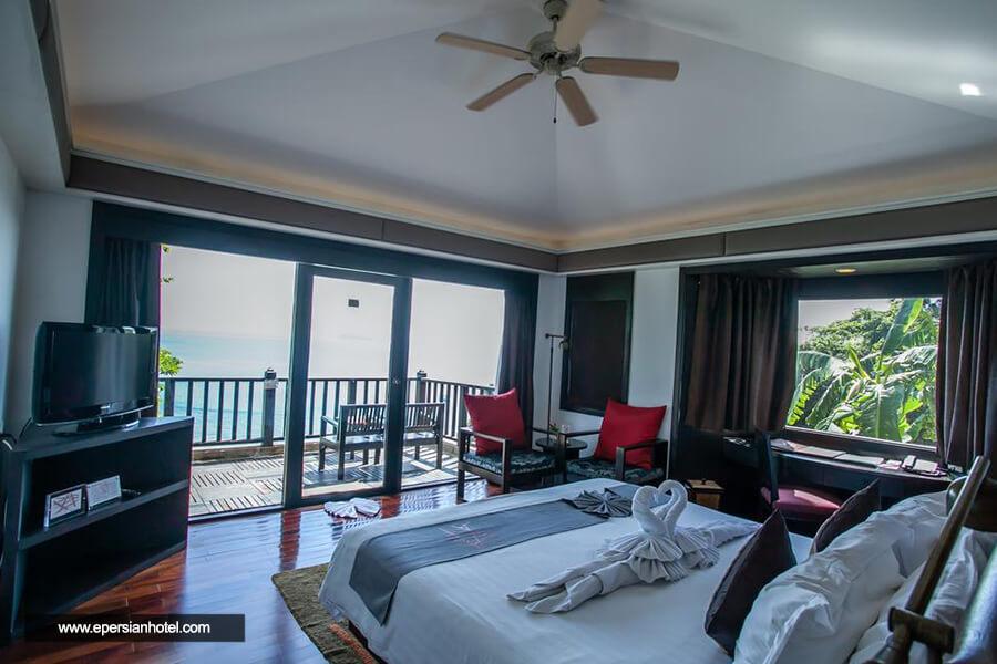 هتل ویلا 360 ریزورت اند اسپا فی فی اتاق
