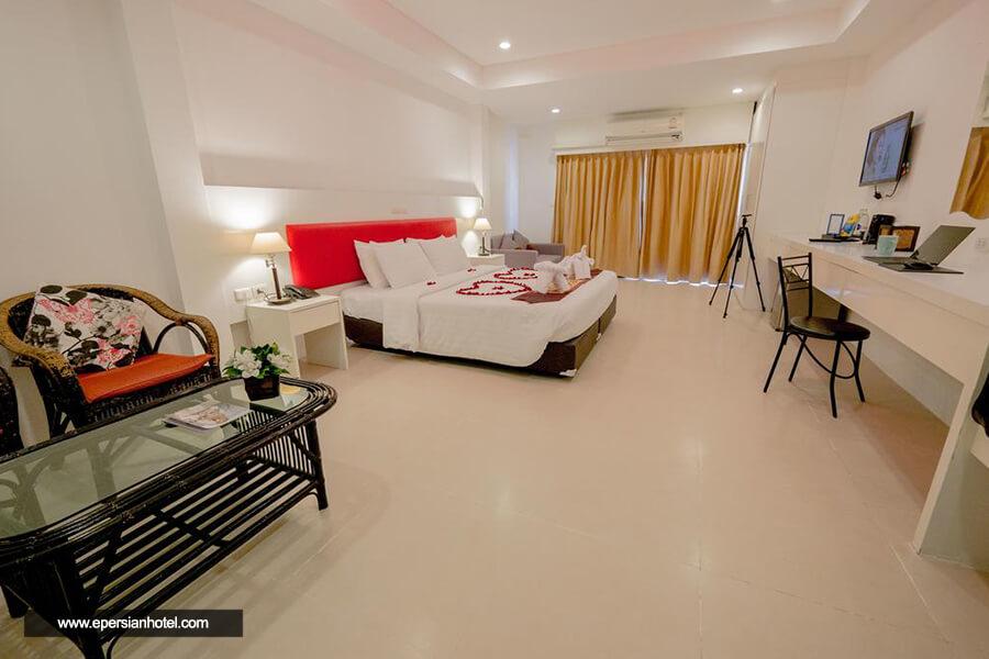 هتل آرمونی پاتونگ بیچ پوکت اتاق دو تخته