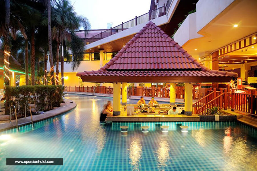 هتل بامنبوری پوکت استخر