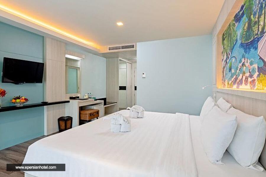هتل دوآنجیت ریزورت و اسپا پوکت اتاق