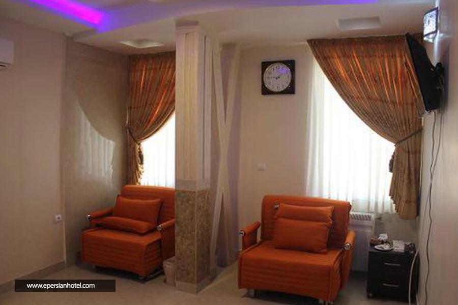 هتل آپارتمان رهپویان مشهد سوئیت
