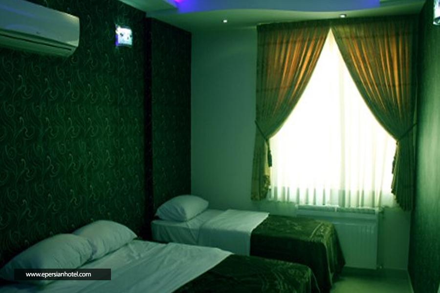 هتل آپارتمان رهپویان مشهد اتاق تریپل2