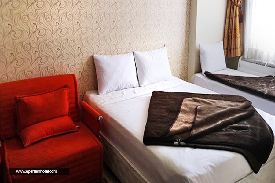 هتل آپارتمان رهپویان مشهداتاق تریپل3