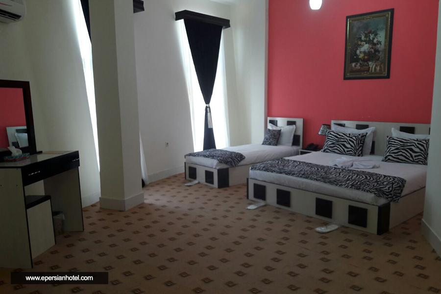 هتل رصدخانه کاسین خرم آباد اتاق