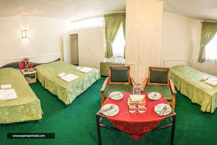 هتل رازی مشهد اتاق چهارتخته
