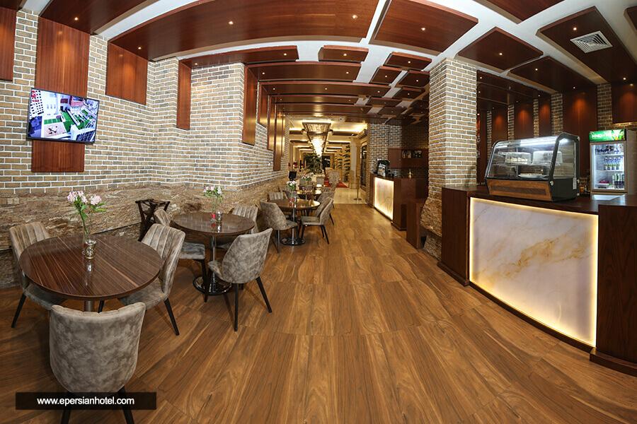 هتل رفاه مشهد کافی شاپ