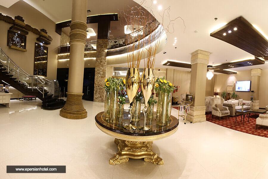 هتل رفاه مشهد لابی