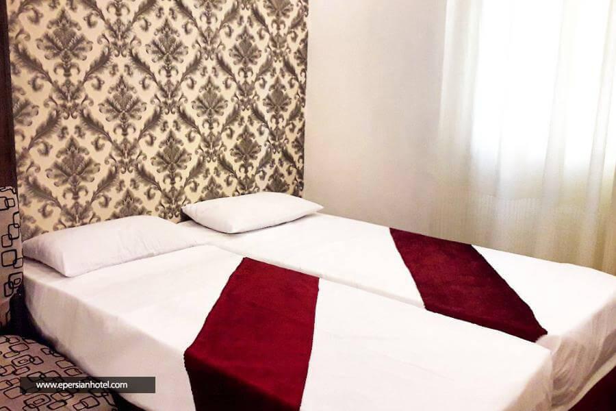 هتل آپارتمان ریحانه مشهد اتاق دابل