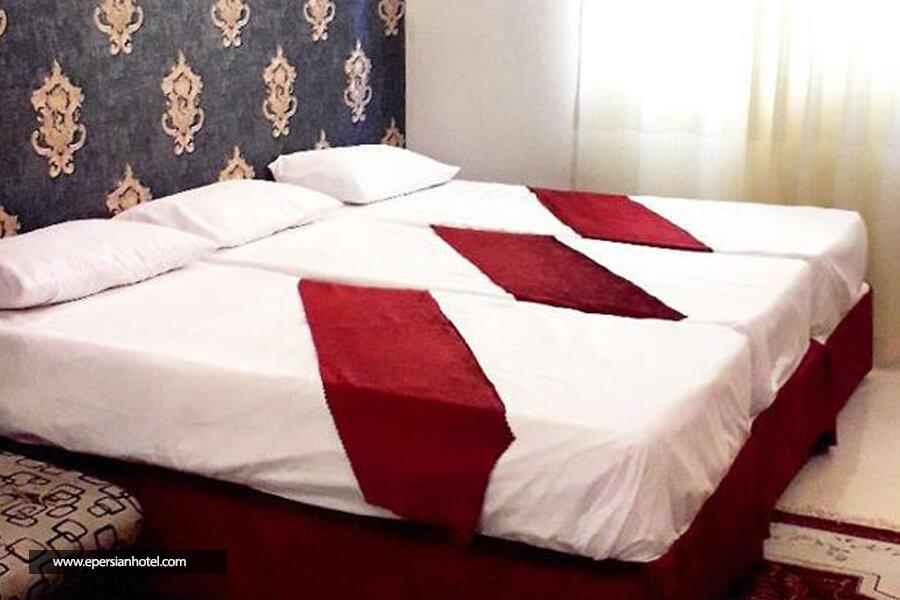 هتل آپارتمان ریحانه مشهد اتاق تریپل