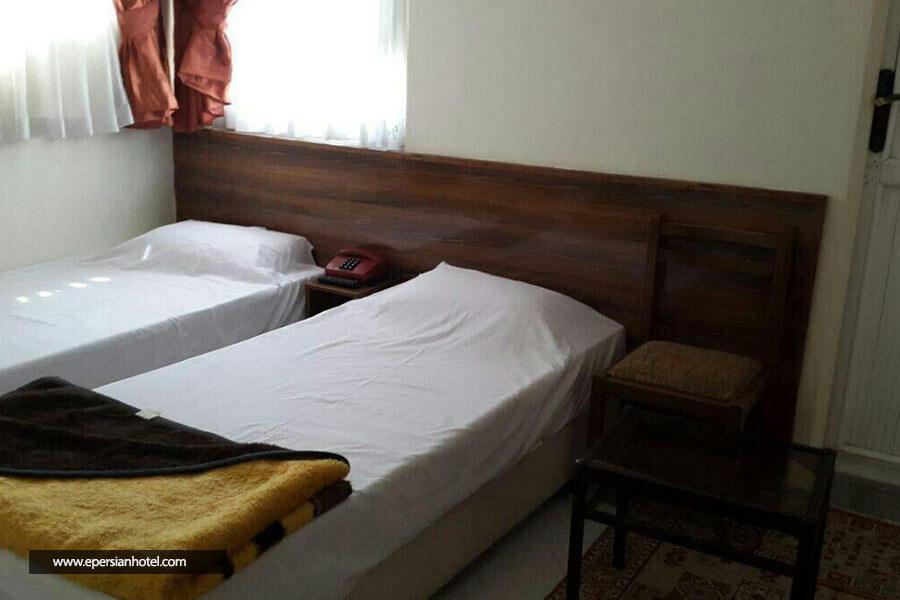 هتل رضا مشهد اتاق دو تخته