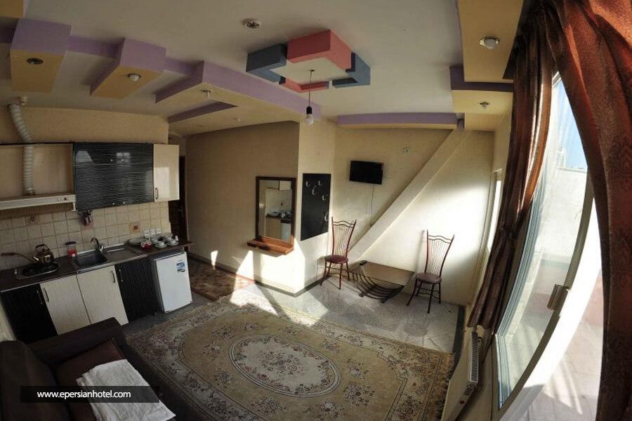 هتل آپارتمان رضایی مشهد سوییت