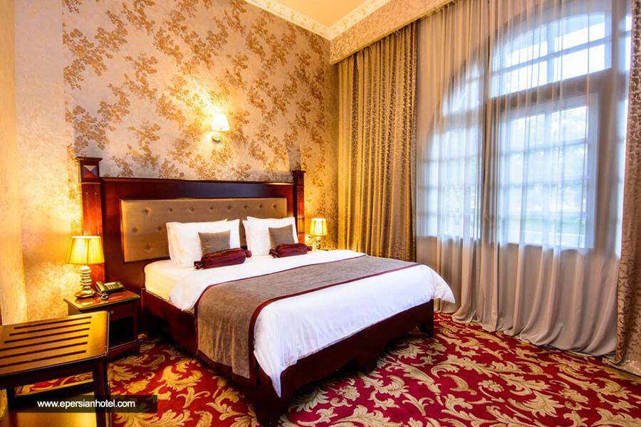 هتل ریور ساید تفلیس اتاق دو تخته