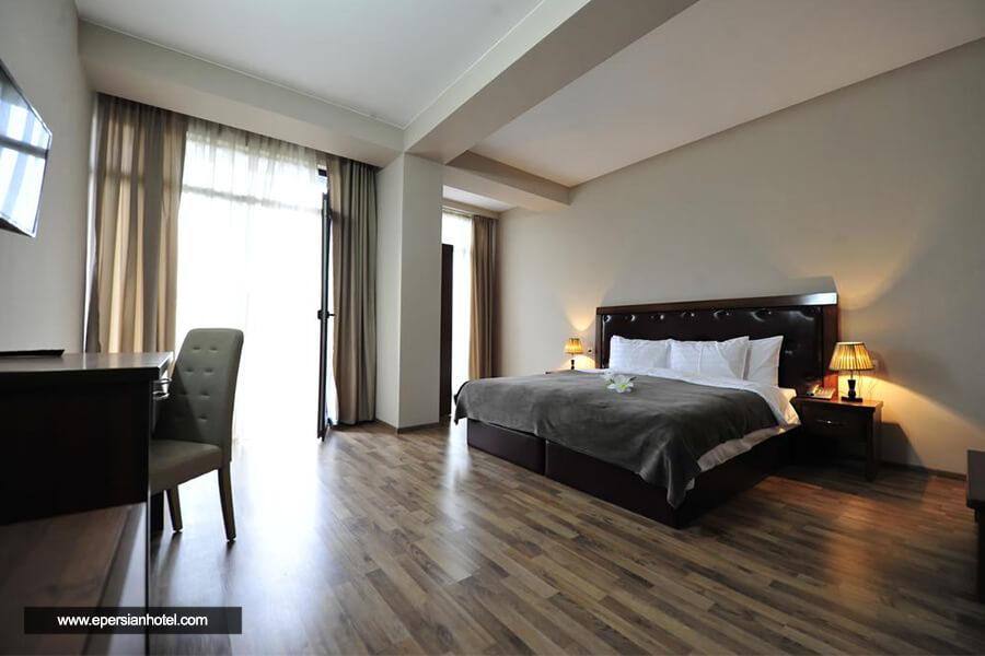 هتل روگالوکس تفلیس اتاق دوتخته