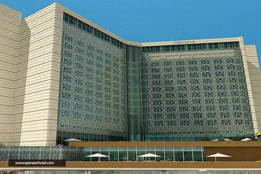 هتل روتانا مشهد نمای بیرونی