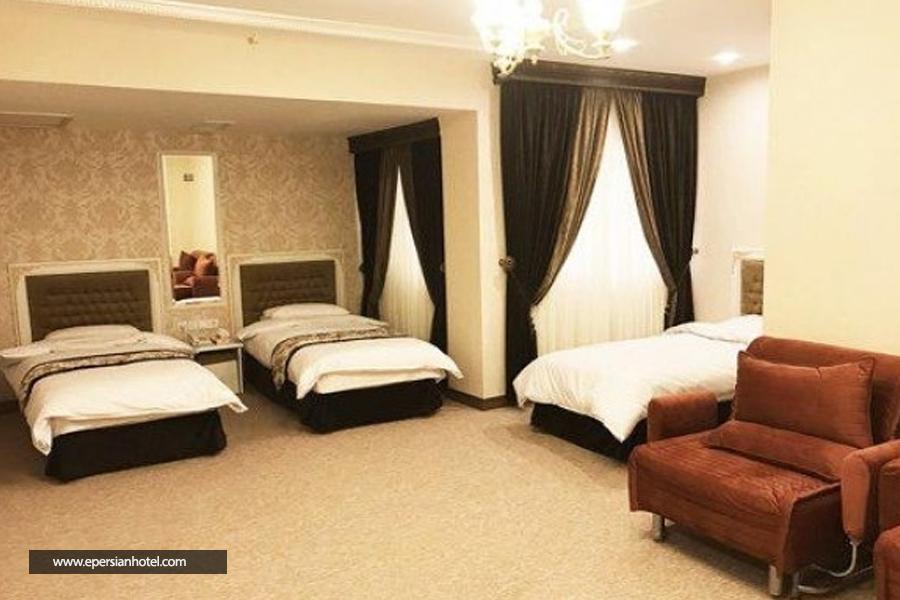 هتل صبا مشهد اتاق سه تخته