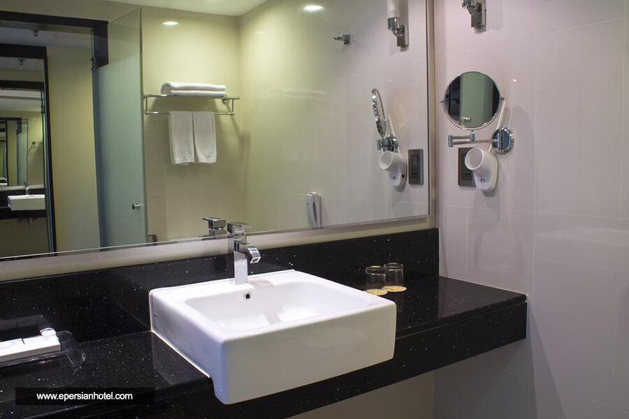 هتل مینگ گاردن رزیدنس صباح سرویس بهداشتی