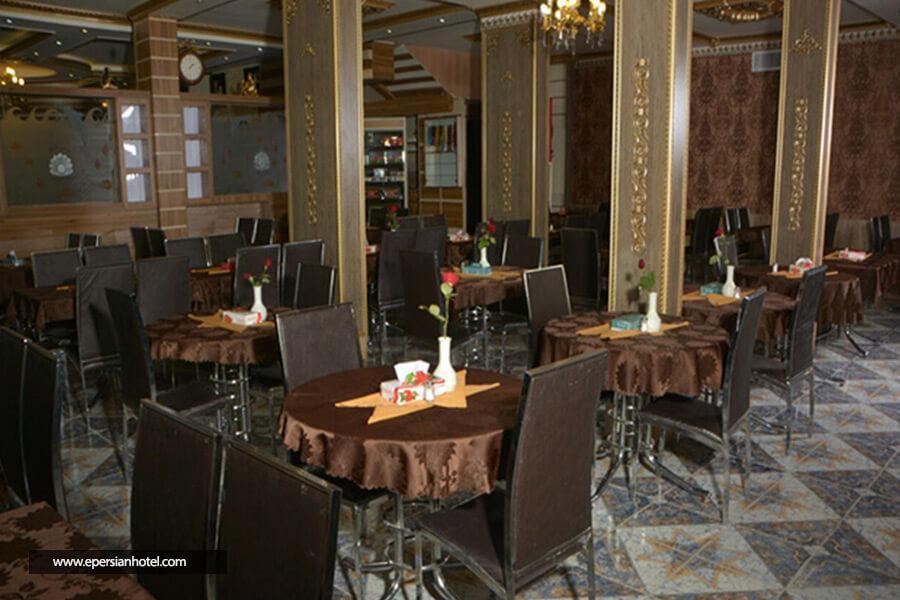 هتل صدف مشهد رستوران