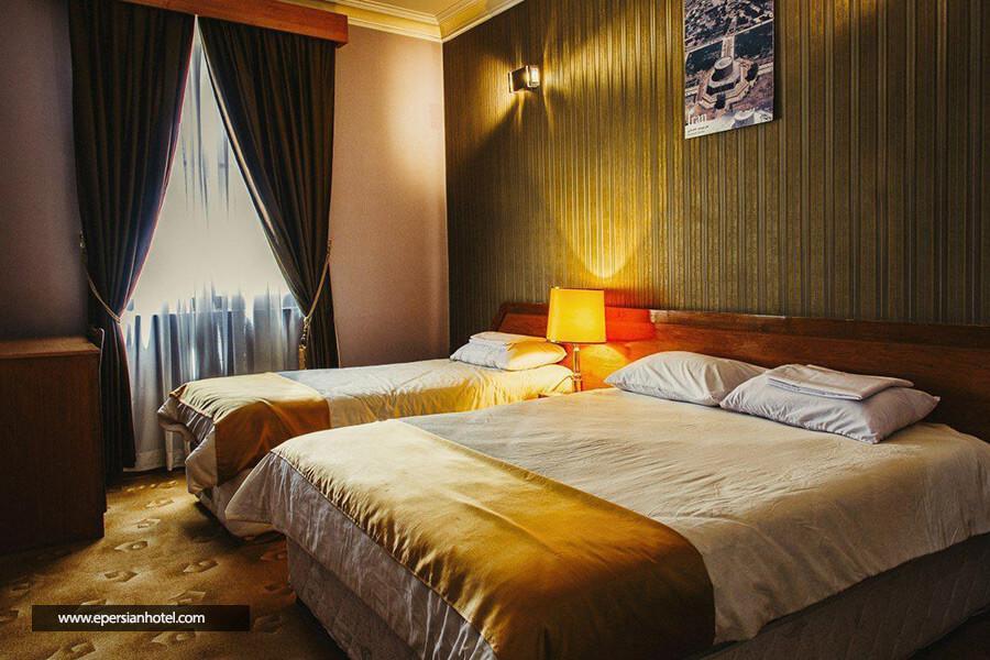 هتل صدر مشهد اتاق سه تخته