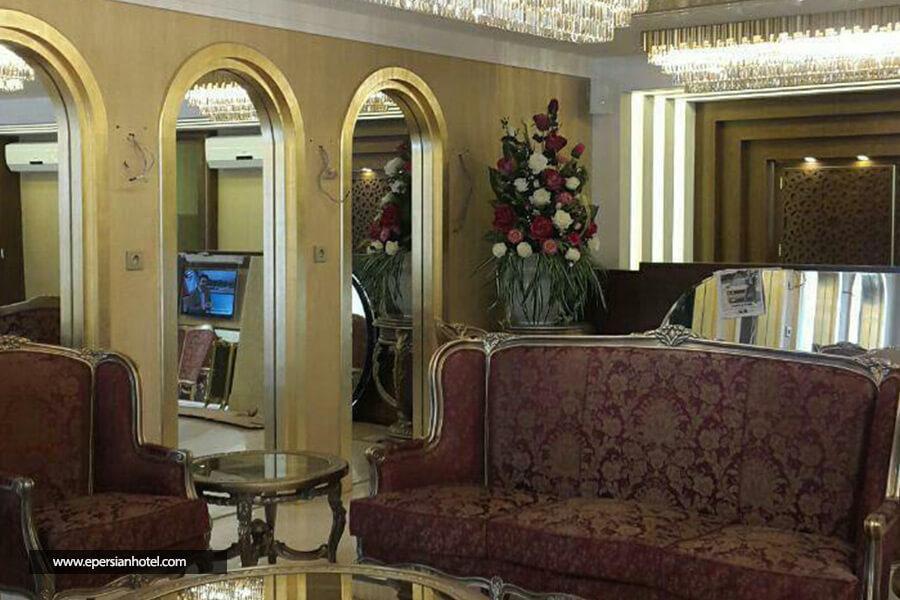 هتل صدرا مشهد class=
