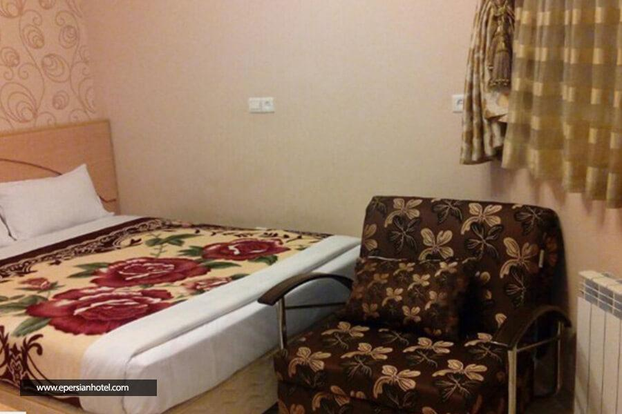 هتل آپارتمان صافات اتاق دو خوابه