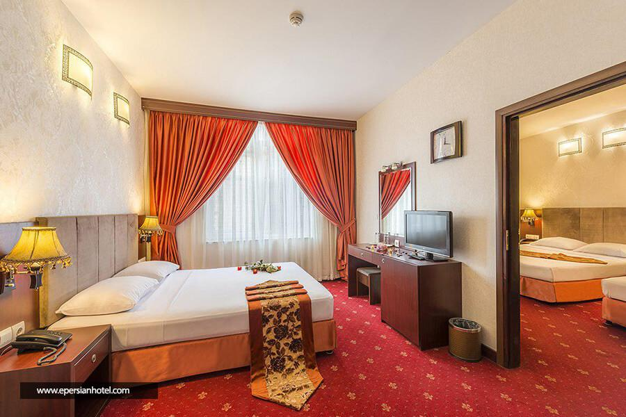 hotel-sahand-mashhad-four-beds-room