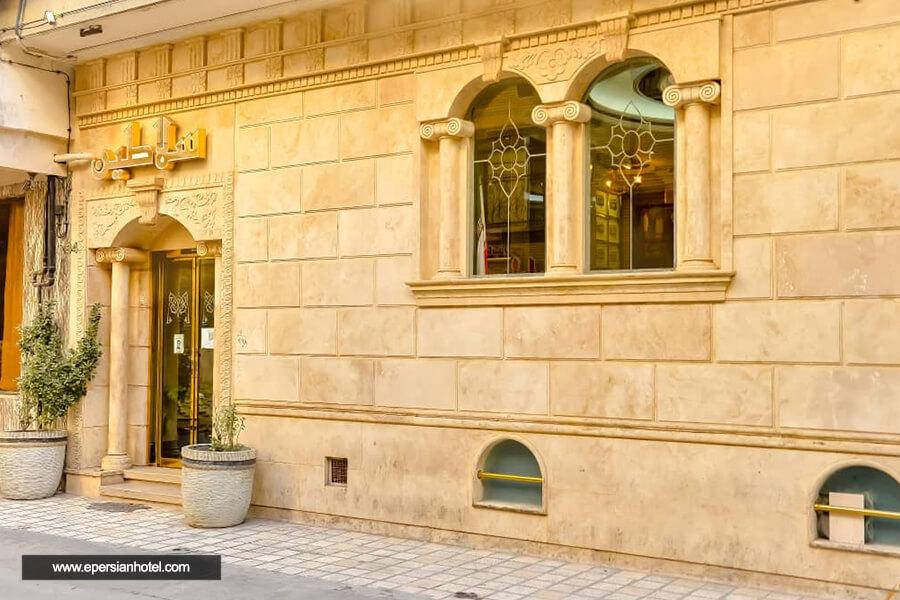 هتل آپارتمان سلاطین مشهد نما