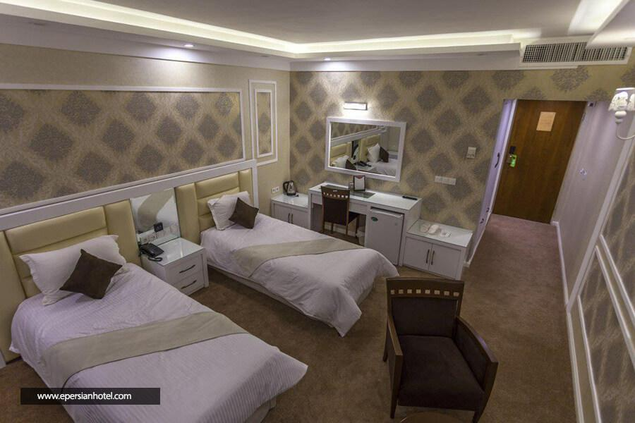 هتل ثامن مشهد اتاق دوتخته