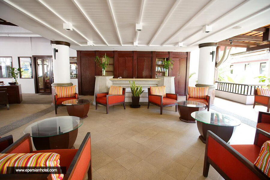 هتل نووتل ریزورن چاونگ سامویی لابی
