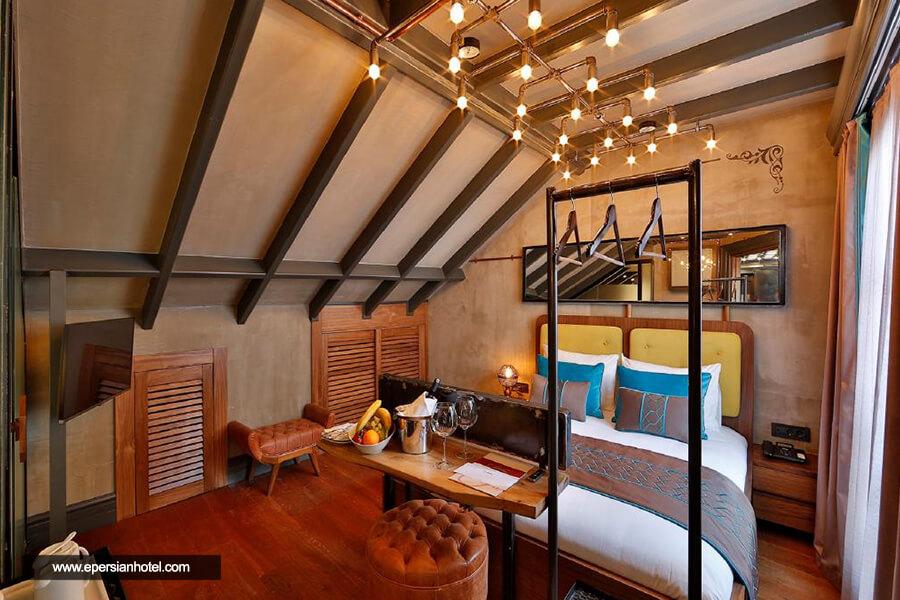 هتل سانات پرا استانبول اتاق