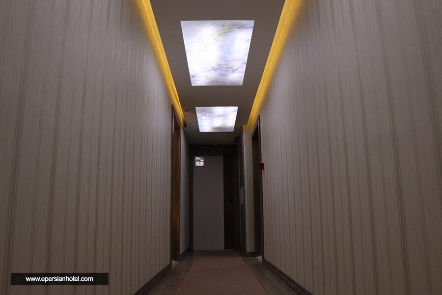 هتل سارای تبریز راهرو