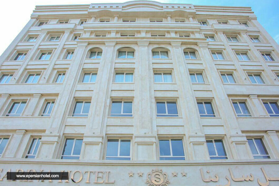 هتل سارینا مشهد نما