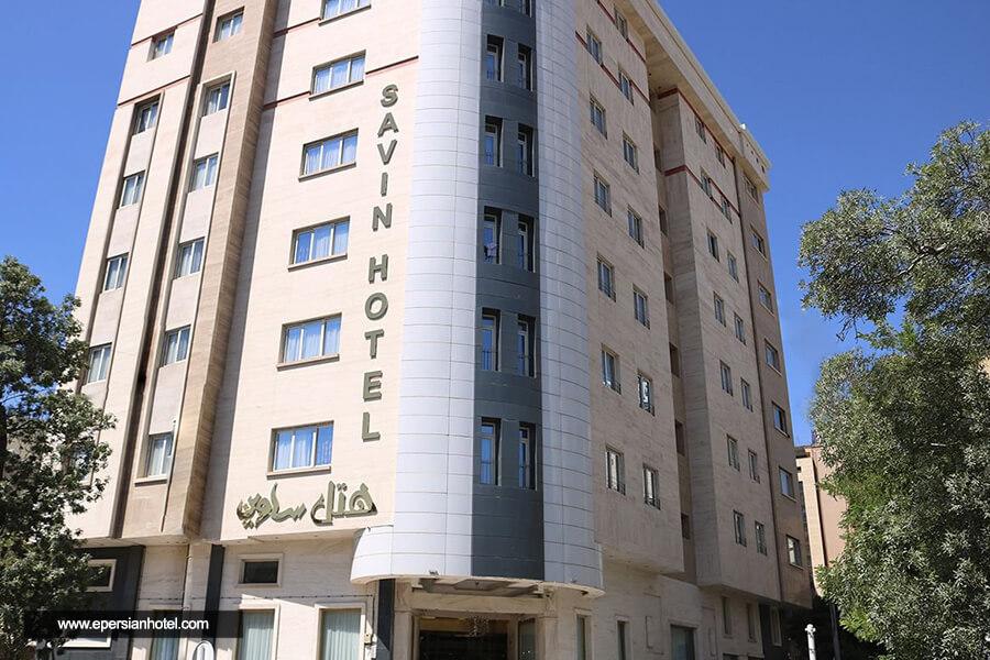 هتل ساوین مشهد نما